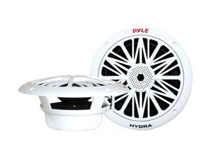 "PYLE PLMR82 8"" 300 Watts Peak Power 2-Way White Marine Speaker"