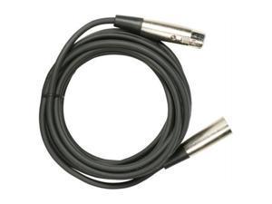 Pyle Model PPFMXLR15 15 feet XLR Male to XLR Female Microphone Cable F-M