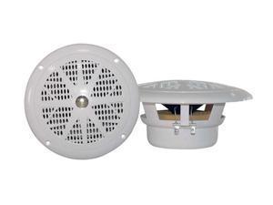 "Pyle PLMR41W 4"" Dual Cone Waterproof Stereo Speaker System"