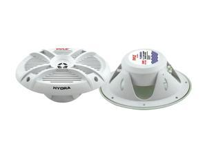 "Pyle PLMRX69 300 Watts 6"" x 9"" 2 Way Marine Speakers"