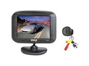 "PYLE 3.5"" TFT LCD Monitor / Night Vision Rear View Camera Kit"