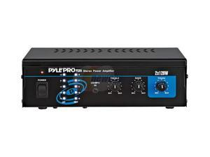 PYLE PCA4 Stereo Mini 2x120 Watt Stereo Power Amplifier