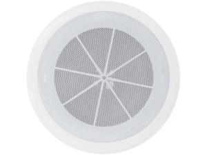 "PYLE PDICS6 6.5"" Full Range In-Ceiling Flush Mount Enclosure Speaker System Pair"