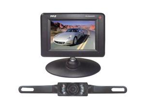 "PYLE PLCM34WIR 3.5"" Wireless Monitor & Night Vision Camera System"