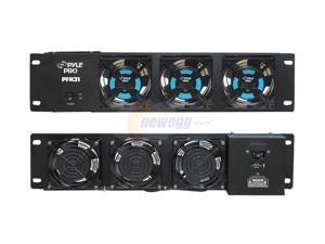 "Pyle-Pro PFN31 19"" Rack Mount Cooling Fan System"