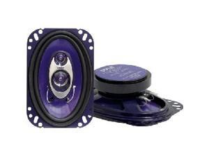 PYLE PL463BL Blue Label PL463BL Coaxial Speakers Pair