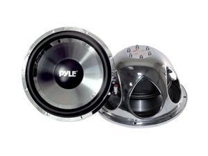 """PYLE PLCHW10 10"""" 1400W Dual Voice Coil Car Subwoofer"""