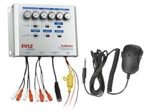 Pyle PLMR20PA Marine Public Address System Controller