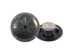 "Pyle PLMR51B 100 Watts 5.25"" 2 Way Black Marine Speakers"