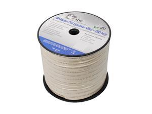 SIIG Model CB-AU1712-S1 250 ft. 16-Gauge Flat Speaker Wire