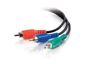C2G 40960 50 ft. Value Series RCA Component Video Cable M-M