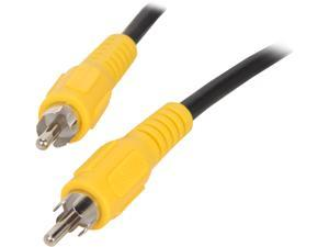 C2G Model 40453 6 ft. Value Series Composite Video Cable