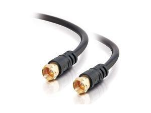 50Ft Value Seriesandtrade&#59; F-Type Rg59 Composite Audio/Video Cable