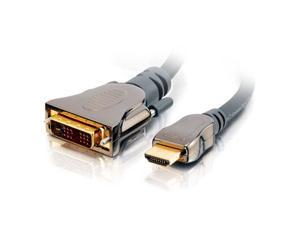 C2G 40310 49.2 ft (15m) SonicWave HDMI® to DVI-D Digital Video Cable M-M