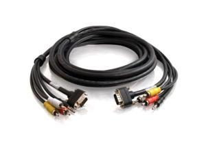 C2G 40197 Composite Audio/Video Cable