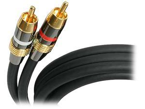 StarTech AUDIORCA15 15 ft. Premium Stereo Audio Cable RCA M-M