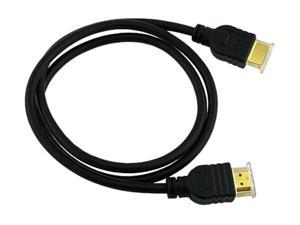 Insten 675678 3 ft. 1X High Speed HDMI Cable M/M