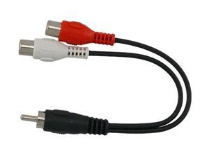 "Insten 675833 6"" RCA Y Adapter Cable"