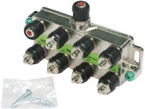 DIRECTV SPLIT8MRV (MRV) Swm 8 Way Splitter 2-2150 Mhz 1 Port Power Passing Weather Seal & Terminat