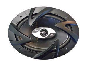 "Dual 6"" x 9"" 120 Watts Peak Power 2-Way Car Speaker"