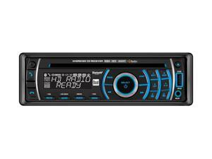 Dual In-Dash CD Receiver Model XHDR6435