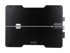 Dual XPE1700 1000W Mono Amplifier