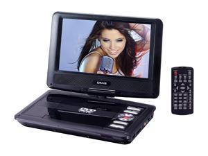 "Craig CTFT712 Portable DVD Player 9"" Swivel Screen"