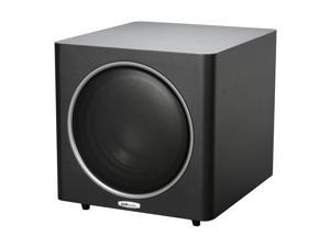 Polk Audio PSW Series PSW110 Black High Performance Powered Subwoofer Single