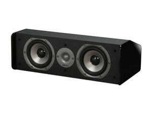 Polk Audio CS10 Black Center Speaker Single