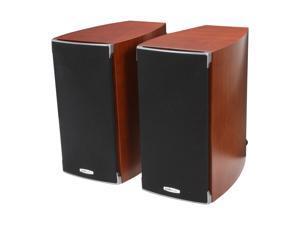 Polk Audio RTI A3-Cherry High Performance Bookshelf Loudspeaker Pair