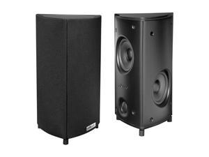 Polk Audio RM8 High Performance Satellite Speaker Pair Black