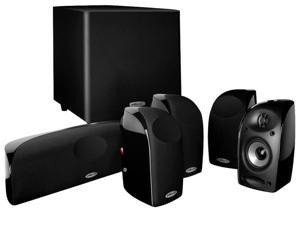 Polk Audio Blackstone TL1600 5.1 CH 6-Piece Complete Home Theater System With Powered Subwoofer System