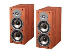 Polk Audio Monitor Series Monitor 45B Two-Way Bookshelf Loudspeaker (Cherry) Pair