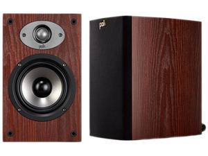Polk Audio TSX110B CHERRY 2-way speaker with 5 1/4-inch driver Pair