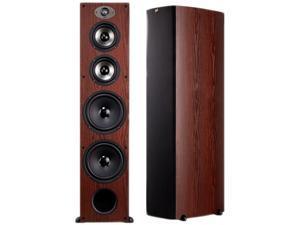 TSX550T CHERRY Floorstanding Loudspeaker Single