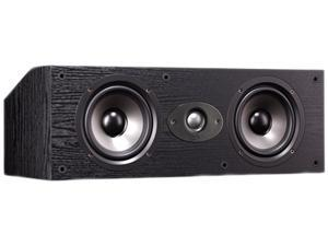 Polk Audio TSX150C BLACK 3-Way High Performance Center Channel Speaker