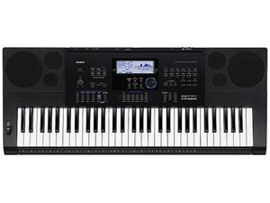 Casio CTK-6200 PPK Keyboard Pack with Samson HP30 Closed-Cup Headphones, Power Supply and Stand