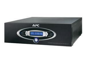 APC - AV 1kVA Power Conditioner w/ Battery Back-up (J10BLK)