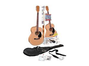 eMedia EG07108 Teach Yourself Acoustic Guitar Pack, Steel-String
