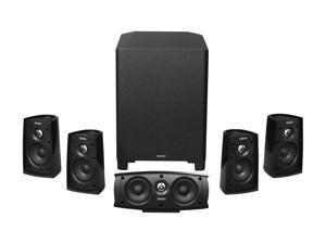 Definitive Technology ProCinema 400 5.1 Home Theater Speaker Package (Gloss Black)
