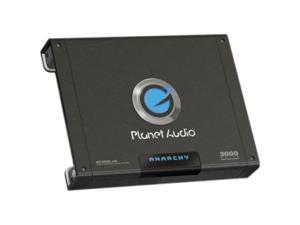 Planet Audio AC3000.1D 3000W Mono Amplifier W/ Remote Subwoofer Control