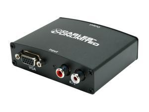 Cables Unlimited - Pro A/V Series VGA & Stereo Audio to HDMI (VGA + R/L Audio)