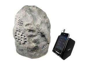 Audio Unlimited SPK-ROCK3 900MHz Granite Wireless Rock Speaker Each