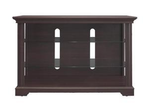 "BUSH FURNITURE myspace Series MY12642-03 Up to 42"" Bing Cherry Dorset TV Stand"