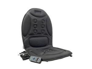 Wagan 9988 Ergo Comfort Rest Heated/Massage Magnetic Cushion