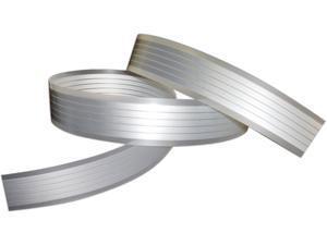 WireSlim WSP9020EN 6.56 ft. (2m) RCA Flat Flexible Cable w/ Connectors