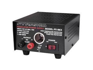 Pyramid Car Audio PS9KX 5 Amp Power Supply w/Cigarette Lighter Plug
