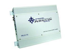 Pyramid 1600W 2 Channels Bridgeable Bridgeable MOSFET Amplifier