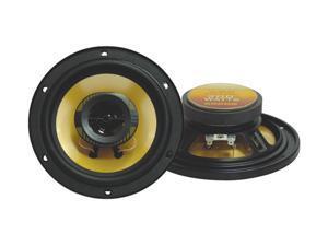 "PYRAMID 6.5"" 200 Watts Peak Power Two-Way Speakers"