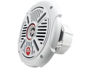 "db Drive 6.5"" Okur Amphibious 2-way Speakers, White"